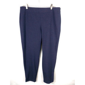 Body by Victoria Christie Fit  Ankle Pants